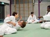 Judo in de zorg